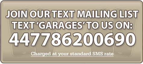 Join Our Text Mailing List - Simply Text Garages To 447786200690